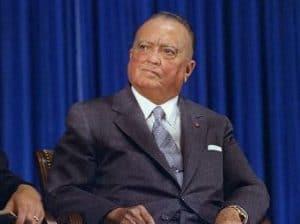 Dictatorul SUA timp de jumătate de secol, Edgar Hoover, şeful FBI-ului - omul care a îngenunchiat toţi preşedinţii Americii şi democraţia americană