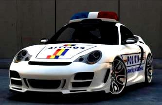 Cele mai neobişnuite 10 maşini de poliţie din lume