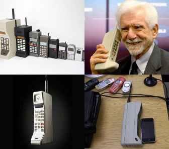 Motorola Dynatac 8000X sau Cărămida - primul telefon mobil din lume, cu o greutate de jumătate de kilogram