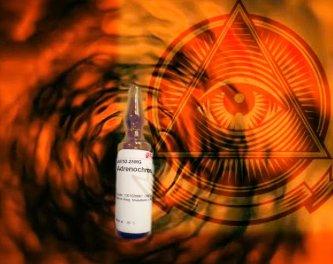 Adrenocromul, o substanţă misterioasă de origine umană, este folosit de elita Illuminati?