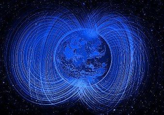 O anomalie misterioasă situată sub Africa slăbeşte câmpul magnetic al Pământului