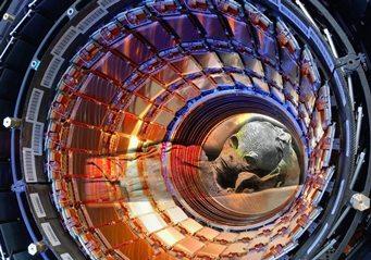Un videoclip incredibil ne povesteşte cum s-a încercat aducerea la viaţă a unei mumii extraterestre în interiorul Acceleratorului de Particule de la Geneva