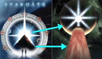 """Misterioasa """"poartă stelară"""" de pe Saturn şi """"Muntele Cosmic"""" - legătura lor cu Turnul Babel din Biblie. De acolo se pot face instantaneu călătorii galactice?"""