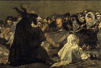 """Secretele """"Picturilor negre"""" ale lui Goya, unele dintre cele mai înfricoşătoare tablouri din istorie"""