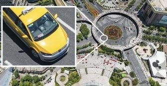 O imagine panoramică de 24,9 miliarde de pixeli a oraşului Shanghai vă va da pe spate! Detalii incredibile şi clare...