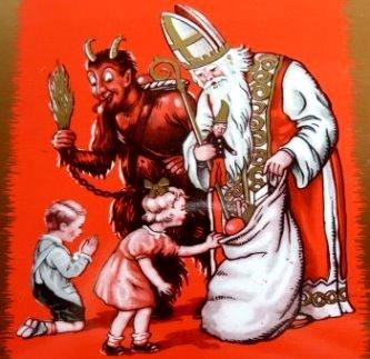 Zece fiinţe benefice sau malefice care vă pot vizita de Crăciun!