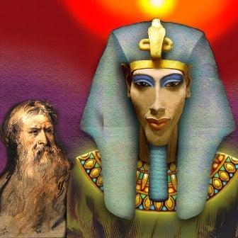 Un nou exemplu de istorie ascunsă: a fost profetul Moise din Biblie aceeaşi persoană cu faraonul egiptean Akhenaton?