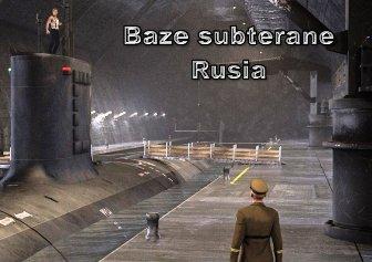 Din secretele celor mai importante baze subterane militare din Rusia