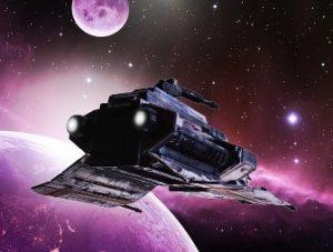 Deţine Marina Americană o navă spaţială care poate ajunge în mijlocul galaxiei noastre în doar 45 de minute!?