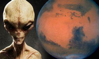 """""""Extratereştrii înalţi"""" văzuţi de mai mulţi martori de-a lungul timpului n-ar fi altceva decât oameni din vechime care au migrat de pe Terra pe Marte, trăind acolo mai multe generaţii"""