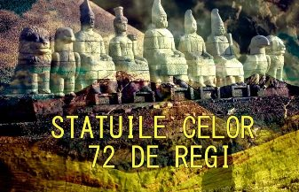 Statuile celor 72 de regi extratereştri care au condus Pământul înainte de Adam şi Eva se află în Munţii Caucaz? De ce nu le-am găsit?