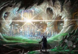 Tărâmul secret Agartha din interiorul Pământului există? Locuitorii lui sunt mai avansaţi şi au 4 metri înălţime?