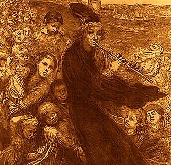 Incredibila legendă a flautistului de la Hamelin, vinovat de dispariţia a 130 de copii