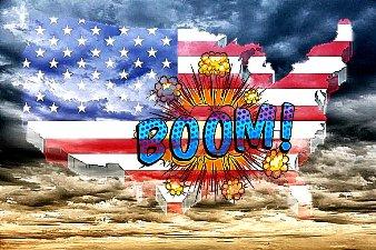 Boom-uri misterioase în SUA creează speculaţii: o activitate militară secretă sau o forţă naturală necunoscută?