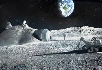 Există un program spaţial ultrasecret între Rusia şi SUA, prin care Luna şi Marte au fost deja colonizate?
