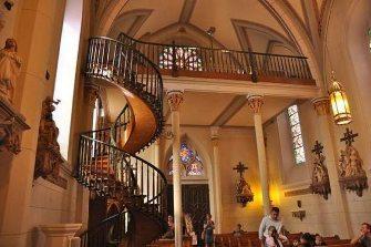Misterul scării spiralate de la Capela Loretto. A fost vorba de un miracol?