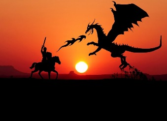 Dragonii (dinozaurii) au existat până acum 2 milenii, cum ne spun marii istorici, şi nu au dispărut acum 65 de milioane de ani