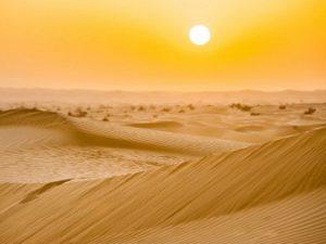 Toată nevoia de energie electrică a lumii ar fi satisfăcută, dacă am acoperi 1,2% din suprafaţa deşertului Sahara cu panouri solare! Am scăpa de poluare şi ar fi mai ieftin! De ce nu se vrea!?...