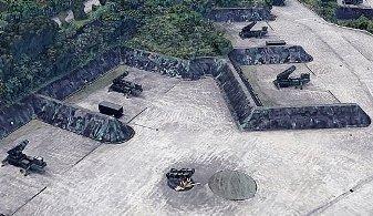 Bazele militare secrete ale Taiwan-ului au fost dezvăluite de Google Earth. Greşeală sau intenţie?