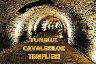 În Israel, timp de peste 700 de ani a stat ascuns un tunel misterios al cavalerilor templieri