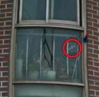 Mamă, ce figură înfiorătoare a putut să surprindă Google Maps pe fereastra unui apartament din Coreea de Sud!