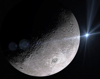 Pe Lună se găsesc pietre mai vechi cu 5 miliarde de ani decât vârsta Universului! De unde provin ele!?