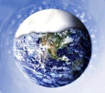 În trecut, Pământul a fost acoperit total de gheaţă, de la poluri până la Ecuator