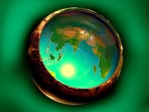 Într-o carte ni se dau detalii fabuloase despre posibila viaţă ascunsă din Pământul interior: 12 rase superioare de locuitori, piramide de lumină, Muntele de Safir şi multe altele...