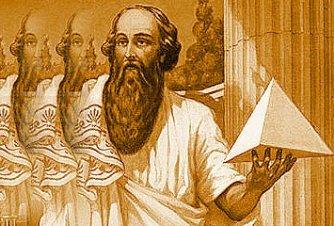 O teorie şocantă: filozoful şi matematicianul grec Pitagora a fost inventat în antichitate?