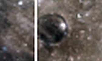 Un gigantic dom artificial a fost observat pe Lună. A fost el construit de extratereştrii gri sau, în secret, de americani/ruşi?
