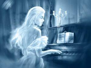 Pot spiritele unor persoane decedate să cânte la instrumentele muzicale din lumea noastră?