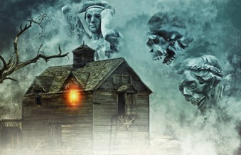 """O teorie ştiinţifică revoluţionară privind apariţia fantomelor: le putem vedea în lumea noastră din cauza """"efectului demonic"""""""