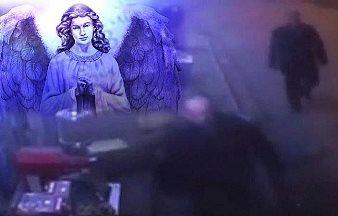 Un bărbat din Turcia a fost salvat de la moarte după ce a fost atins pe umăr de o fiinţă necunoscută, care a dispărut! Înger păzitor, călător în timp?