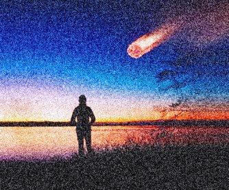 Un meteorit de 10 ori mai puternic decât bomba de la Hiroshima a explodat în atmosfera Pământului, dar NASA a ţinut secret evenimentul timp de 3 luni...