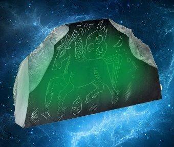 Fabuloasa Piatră Chintamani a fost adusă în trecut pe Pământ de către extratereştrii de pe Sirius? Se spune că cine o deţine devine zeu...