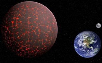 Misterioasa şi ascunsa planetă X va fi în curând observată - se află la marginea sistemului solar şi e de 5 ori mai mare ca Pământul