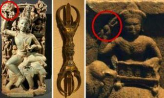 Misterioasa vajra, arma cu fulgere a zeilor din timpuri imemoriale