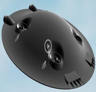 Incredibila invenţie a unui inginer român: farfuria zburătoare ce seamănă cu un OZN extraterestru