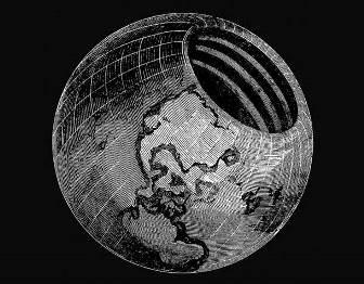 10 dovezi care arată că Pământul interior ar putea fi gol şi locuibil! Ce împărăţii secrete şi fiinţe s-ar afla acolo?