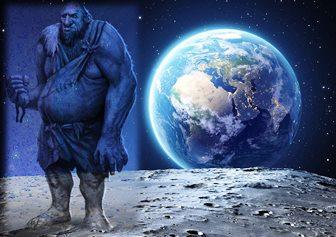 """O istorie alternativă a Pământului: în trecut, înainte de venirea Lunii în apropierea noastră, oamenii erau giganţi şi nemuritori, trăind în """"Raiul biblic"""""""