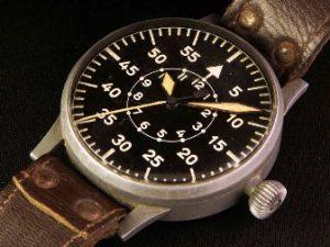 Incredibilele ceasuri militare nemţeşti B-Uhr, din cel de-al doilea război mondial