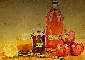 Cidru de mere + turmeric + ghimbir + miere de albine – 7 beneficii ale acestui amestec-minune