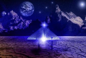 """Acum 4.000 de ani, o civilizaţie extraterestră a lăsat pe Terra o """"capsulă a timpului"""", care se află îngropată sub piramida lui Keops şi care conţine un mesaj important pentru omenire?"""