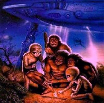 """""""Să facem omul după chipul şi după asemănarea NOASTRĂ…"""" - spune Biblia. Cine au fost """"NOI""""? Nişte extratereştri avansaţi?"""