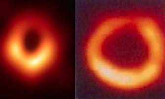 Mai mulţi doctori cardiologi au rămas perplecşi când au observat că prima imagine a unei găuri negre se aseamănă mult cu o examinare imagistică cardiacă.  Matrix-ul ne joacă feste?