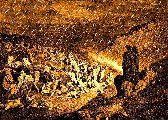 """Ce se întâmplă cu sufletele malefice, după ce au ajuns în iad – conform """"Cărţii Tibetane a Morţilor"""""""