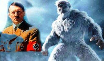 """Hitler a trimis o expediţie secretă în Tibet pentru a-l găsi pe Yeti, """"omul zăpezilor"""""""