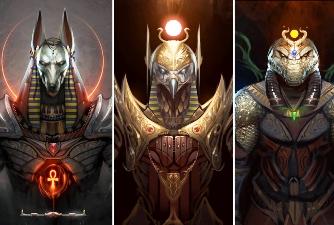Zeii-extratereştri care au condus Egiptul înainte de faraonii umani - de pe ce planetă au sosit ei?