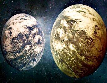 """Anti-Pământul sau geamănul ascuns al Pământului - planeta secretă din spatele Soarelui, de care vorbesc vechii egipteni. De acolo au venit """"zeii""""?"""