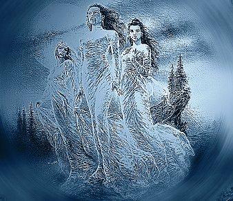 În legendele româneşti există ielele, fiinţe supranaturale cu puteri magice. Sunt ele, de fapt, creaturi extraterestre?